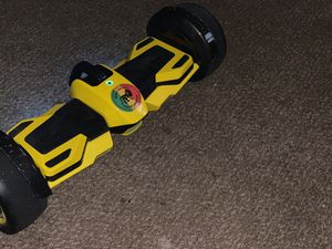This fourmula 1 hover board is the fastest I've ever seen for Sale in Highland, CA