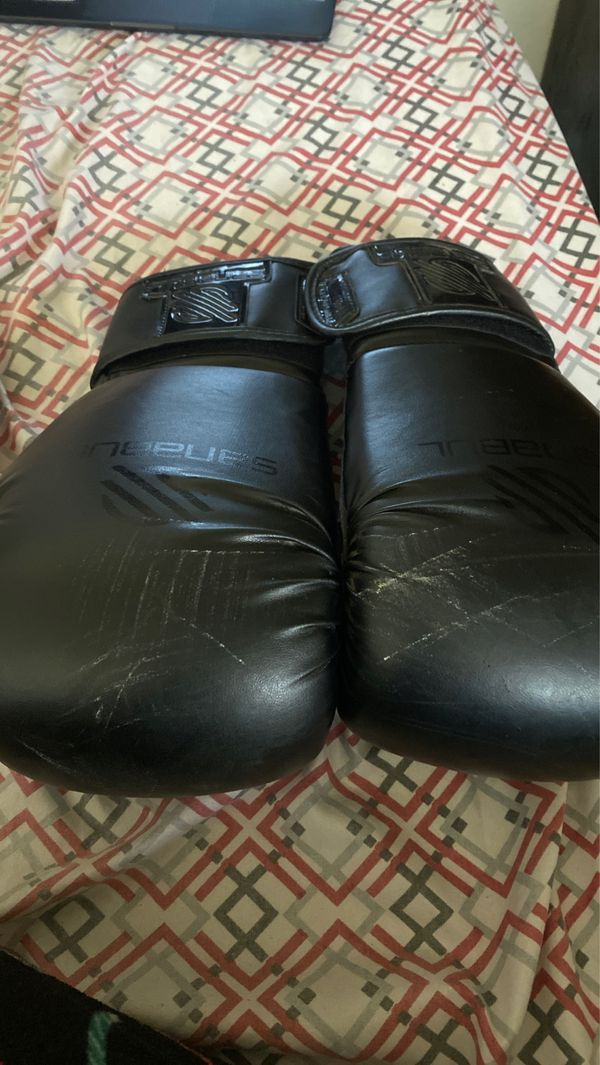 Professional Boxing gloves 14oz