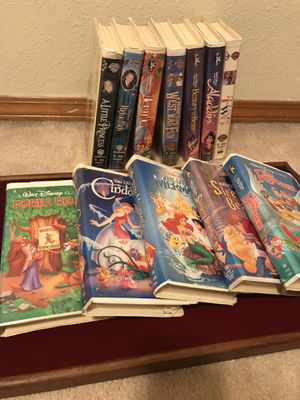 VHS Disney and Warner bros lot for Sale in Portland, OR