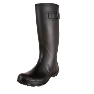 NEW Women's Rain Boot Black 8 US • Kamik Olivia Rubber Waterproof Comfortable for Sale in Seattle, WA