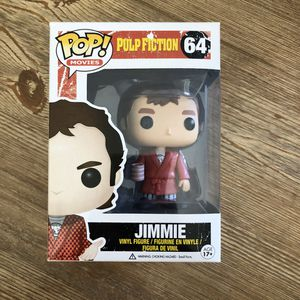 Jimmie Funko POP from Pulp Fiction for Sale in Santa Maria, CA