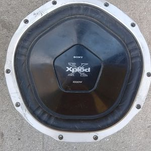 """12"""" SUBWOOFER 1000w for Sale in Compton, CA"""