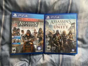 Assassins Creed PS4 Games for Sale in Orono, ME