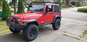 Jeep Wrangler Rubicon for Sale in Federal Way, WA