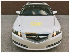🍁$6OO Selling my 2005 Acura TL.🍁 for Sale in Birmingham, AL