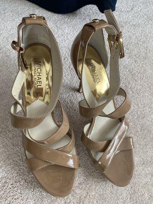 Michael kors women's sandals size 9 for Sale in Alexandria, VA