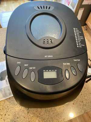 Hamilton Beach Bread Maker for Sale in Kildeer, IL