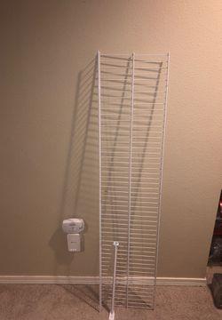 Utility shelf laundry room shelf for Sale in Renton,  WA