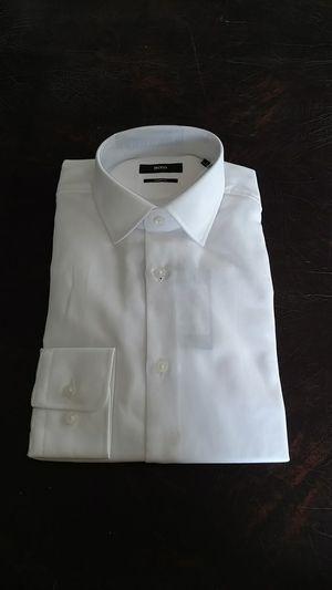 Men's long sleeve white dress shirt 15/32-33 for Sale in Santee, CA