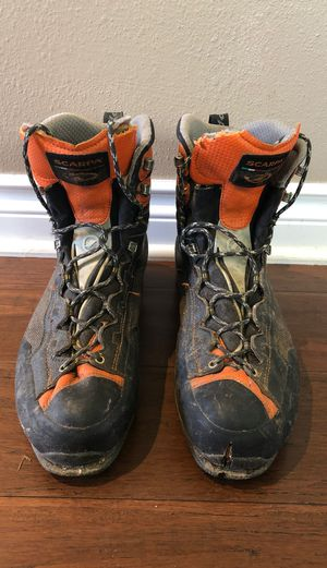 Scarpa Climbing Boots for Sale in Olympia, WA