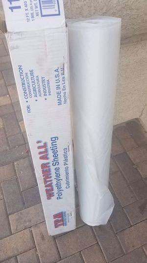 Rollo de plástico for Sale in North Las Vegas, NV