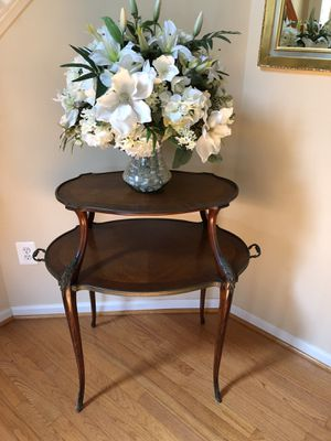 Antique French End Table for Sale in Vienna, VA
