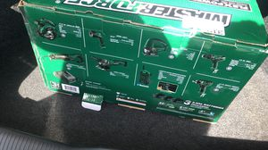 Master force power tool kit for Sale in Detroit, MI