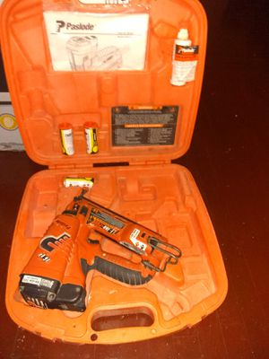 Passload 16ga angled nailgun for Sale in Indianapolis, IN