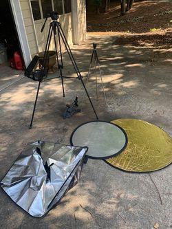 Photography equipment for Sale in Acworth,  GA