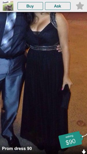 Prom dress is now 60!!!! for Sale in Norwalk, CA