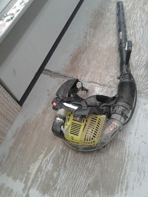 RYOBI BP42 185 MPH 510 CFM Gas Backpack Leaf Blower for Sale in Baltimore, MD