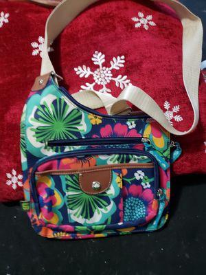 Floral shoulder bag for Sale in Baltimore, MD