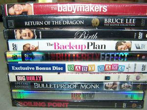 Brand new DVD's for Sale in Hermon, ME