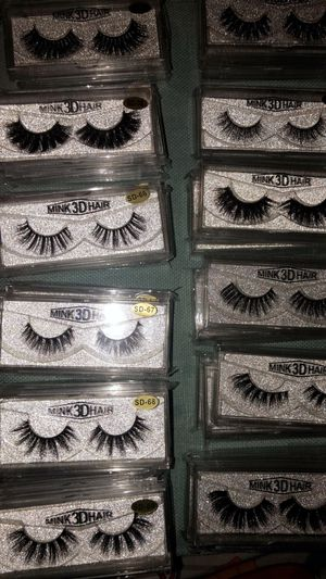 3D mink lashes for Sale in La Puente, CA