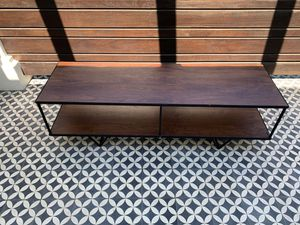 Solid Maple Media Console from CB2 Excellent Condition for Sale in Marina del Rey, CA