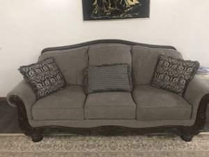 Ashley sofa and couch set for Sale in Dublin, OH