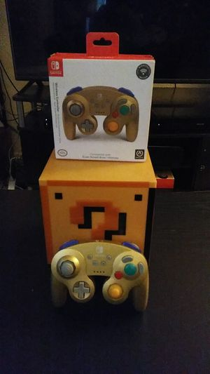 $20 Nintendo switch wireless GameCube style controller for Sale in Hesperia, CA