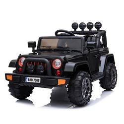 12V Jeep Style Power Wheels Kids Electric Ride On Car W/ Remote Control for Sale in West Puente Valley,  CA