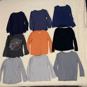 Boy Long Sleeve Shirts Size 4T for Sale in Covina, CA