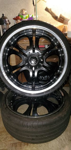 2OINCH RIMS for Sale in Lakewood, CA