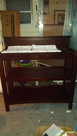 Changing table for Sale in Lake Alfred, FL