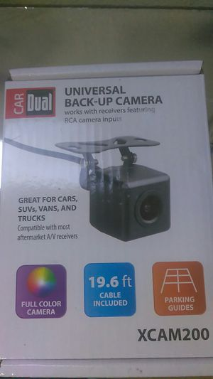 Back up camera for Sale in Oroville, CA