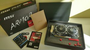 Sell or Trade AMD MSI RX 580 4GB Video Graphics Card for Sale in Vancouver, WA