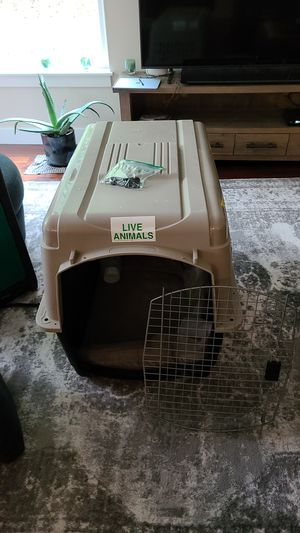 Large Dog travel Kennel for Sale in Fall City, WA