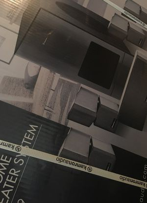 HD theater system for Sale in Phoenix, AZ
