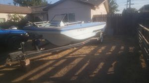Boat and trailer for Sale in Fresno, CA