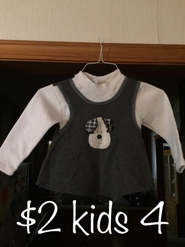 Long sleeved shirt kids 4