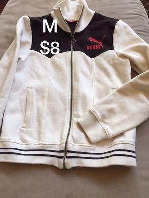 Puma Jacket M for Sale in Ashburn, VA