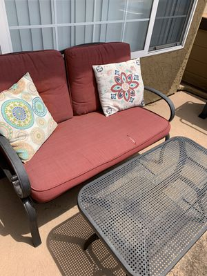 Patio furniture for Sale in Santee, CA