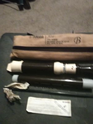Yamaha recorder for Sale in East Moline, IL
