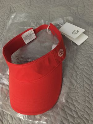 Tory Burch performance adjustable visor for Sale in Clearwater, FL