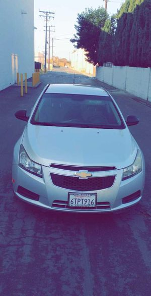 Chevy Cruze 2012 for Sale in Santa Ana, CA