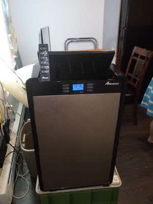 Portable AC with remote and exhaust hose for Sale in The Bronx, NY