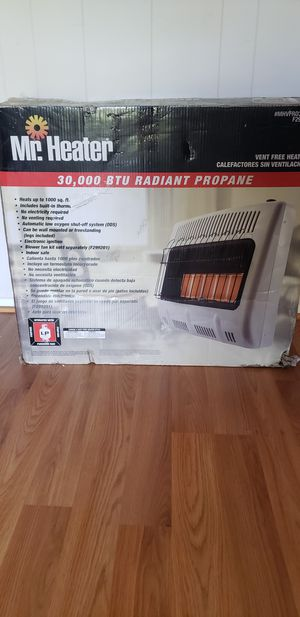 30,000 BTU Vent Free Heater for Sale in Rockville, MD