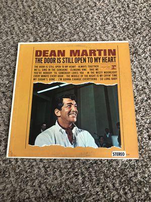 Dean Martin vinyl record no scratches or warp for Sale in Dutton, MI