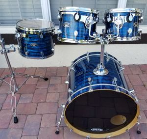 DW Pacific 4pc Drums / Trade for Sale in Orlando, FL