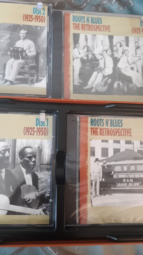 Roots and blues 1825 to 1950