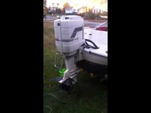 89 Mercury 100hp outboard motor for Sale in Riverdale Park, MD