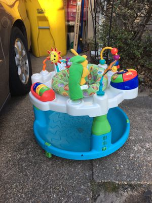 Baby activities exersouser only 35 Firm for Sale in Glen Burnie, MD