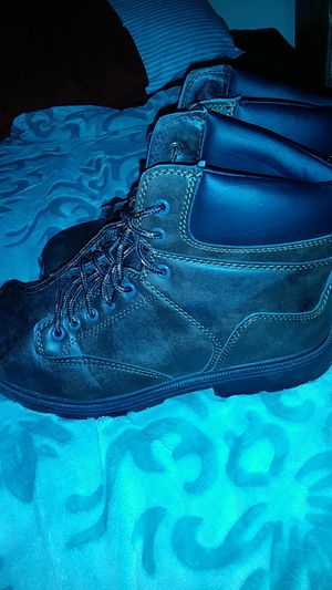 Steel toe work boots for Sale in Union City, CA